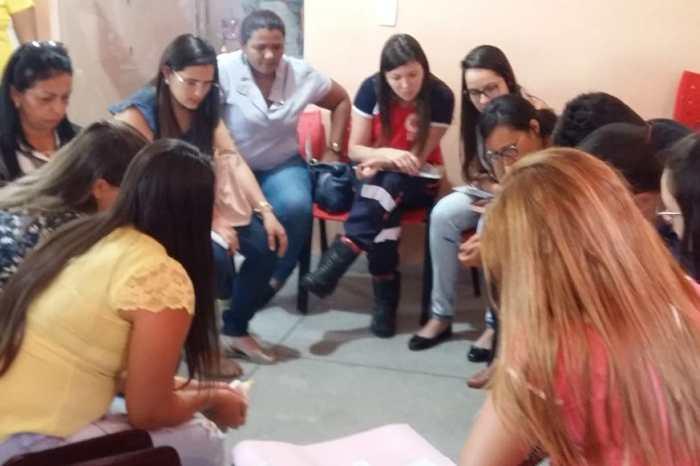 Profissionais da Prefeitura de Sumé recebe oficina sobre medidas socioeducativas
