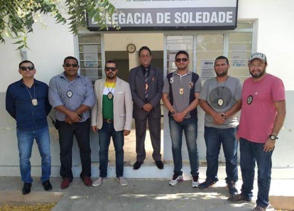 Soledade não registra homicídios há onze meses; Delegado Durval Barros comemora resultado