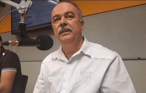 Em Serra Branca, Inácio Falcão é recebido por lideranças, vistoria obra de sua reivindicação