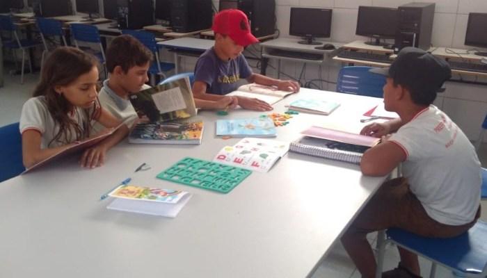 Educação de Sumé cria projeto para ajudar alunos com dificuldades na leitura e escrita