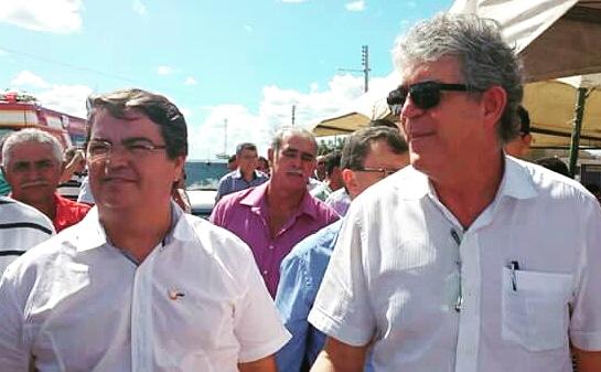 Vereador de São João do Cariri exalta trabalho de Ricardo na Paraíba