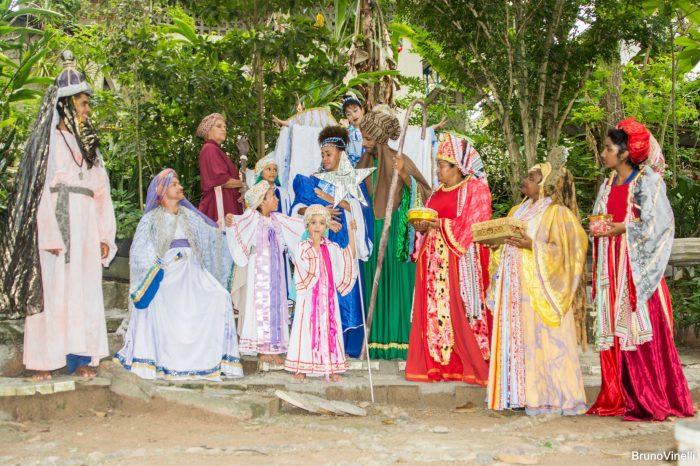 Espetáculo conta história do nascimento de Jesus em JP