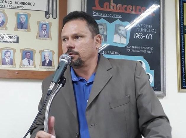 Vereador Renato Maracajá é eleito presidente da Câmara de Cabaceiras