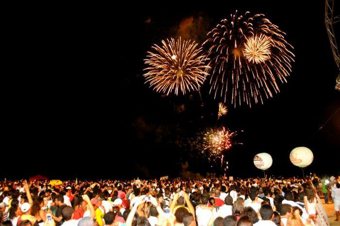 Público de 150 mil pessoas é esperado para Réveillon em JP