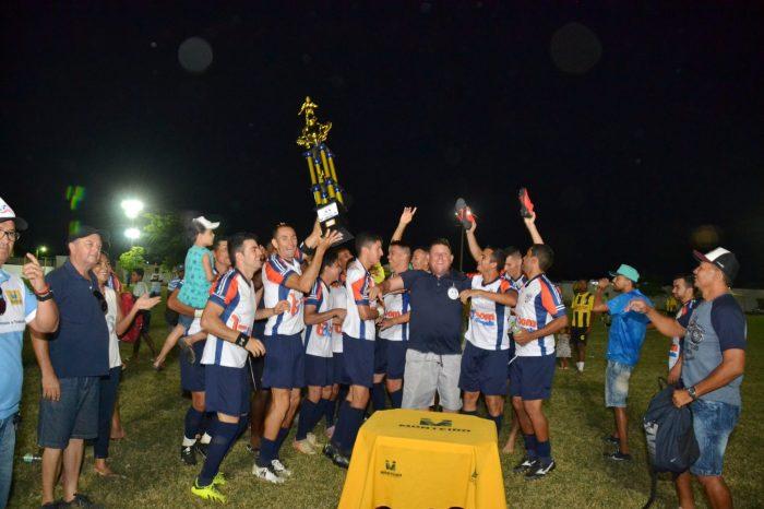 Sítio do Meio conquista título da Copa Dr. Chico de Futebol Amador 2018