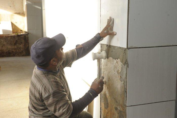 Prefeitura de Monteiro realiza reformas nos prédios do Matadouro e Açougue público