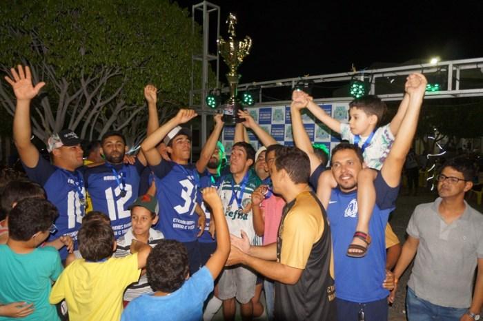 São Sebastião do Umbuzeiro tem final do Campeonato Umbuzeirense de Futsal 2018