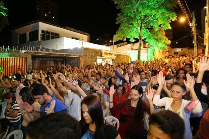 Cenáculo de fim de ano deve reunir mais de 2 mil pessoas, em CG