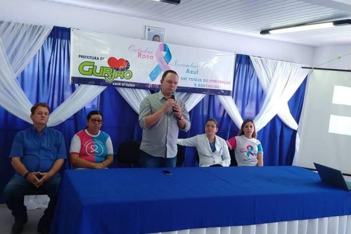 Gurjão: Eventos realizados em prol do Novembro Azul superaram as expectativas