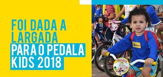 Segunda edição do Pedala Kids acontece neste domingo em Monteiro