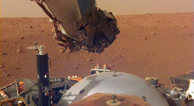 'Som é realmente de outro mundo', diz Nasa sobre 1º ruído de Marte