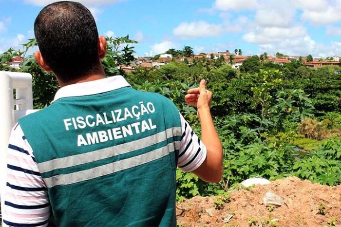Sudema aplica 900 multas por crimes ambientais, na PB