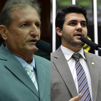 MOÍDOS DA REDAÇÃO: Hervázio e Wilson Filho são os cotados para presidir ALPB no 2º biênio