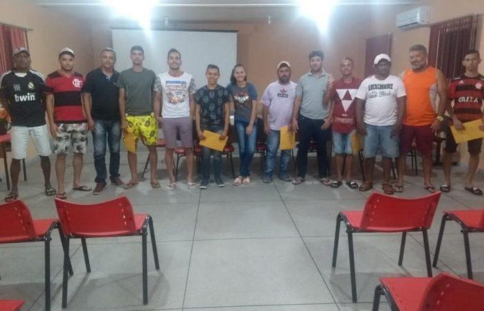 Sumé promove torneio de futsal sub-15 2019