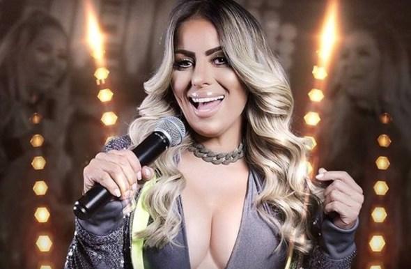 Walkyria Santos fará show neste final de semana em São João do Tigre