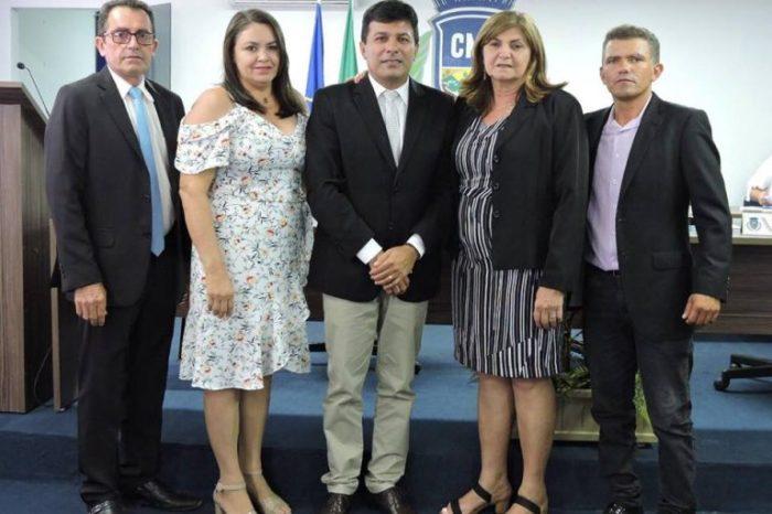 Fim do imbróglio: Câmara elege Maria Elizete como nova presidente do Legislativo de Gurjão