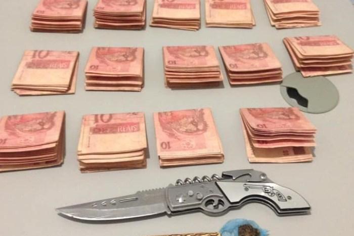 Polícia Civil apreende menor com mais de 100 cédulas falsas em cidade do Cariri