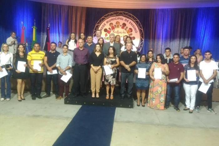 Vereadores monteirense prestigiam abertura do ano letivo 2019 da Rede Municipal