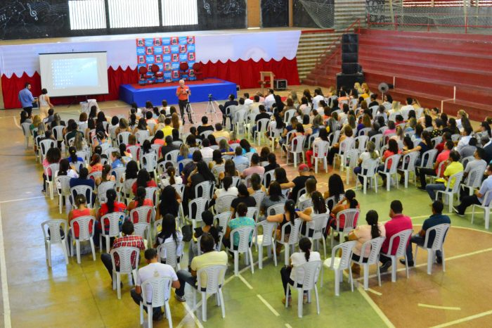 Secretaria de Educação de Sumé acerta mais uma vez com a Jornada Pedagógica