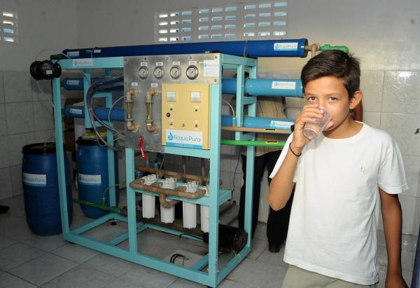 Comunidades da região do Cariri paraibano deverão receber sistemas de dessalinização
