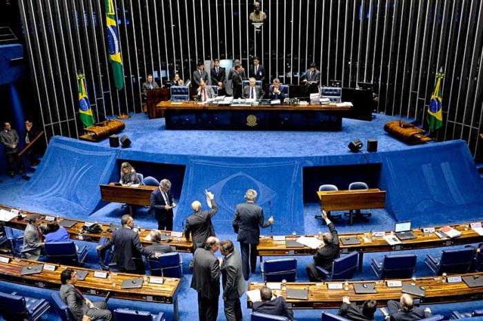MOÍDOS DA REDAÇÃO: Senado suspende sessão e adia escolha do presidente da Casa