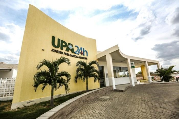 UPA do município de Monteiro recebe representantes do Ministério da Saúde