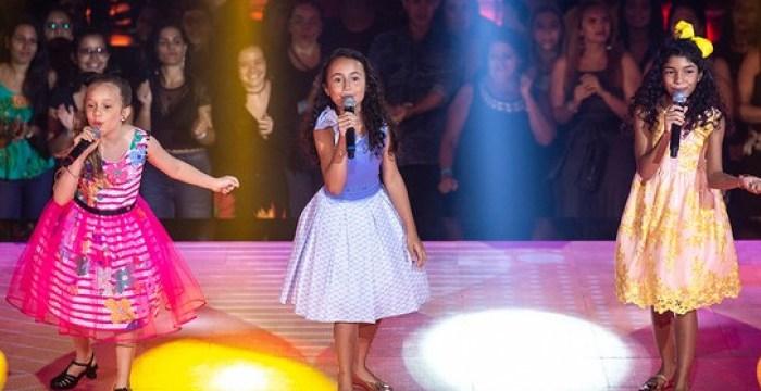 Duas paraibanas são desclassificadas do 'The Voice Kids 2019'