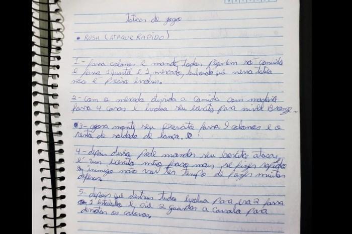 TRAGÉDIA EM SP: Cadernos de assassinos falavam sobre 'exército atacar'