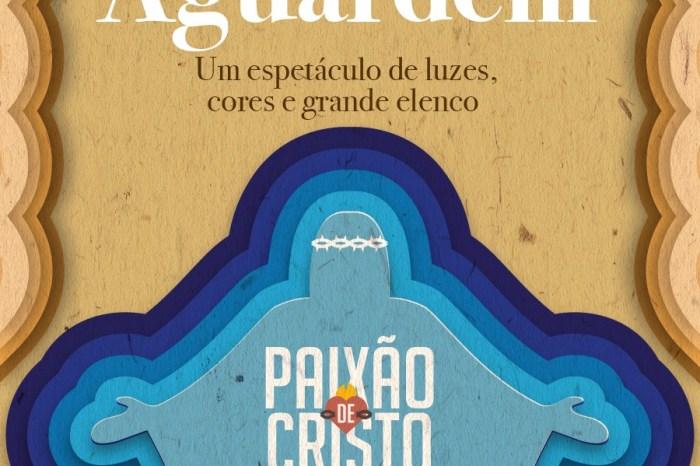 Espetáculo da Paixão de Cristo em Monteiro este ano apresenta diversas inovações