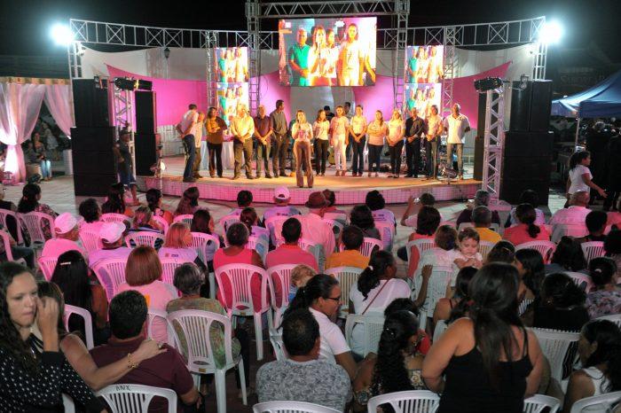 Comemorações do Dia Da Mulher em Monteiro tem III Noite Rosa Dançante