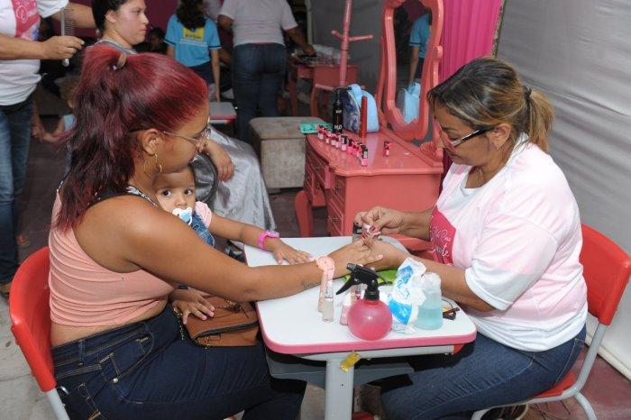 Secretaria de Desenvolvimento Social prepara comemorações em homenagem às mulheres