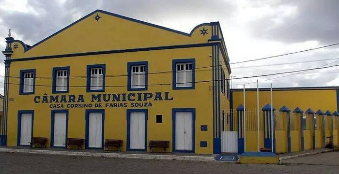 Câmara de Taperoá define data da eleição indireta para escolha do novo prefeito e vice