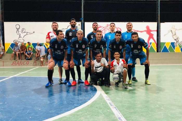 Monteirense conquista a segunda vitória e segue na ponta da tabela da Copa Cariri de Futsal