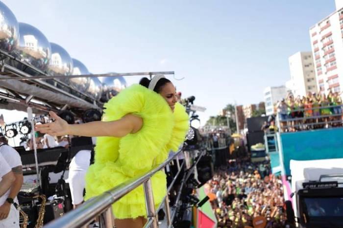 Ivete cancela show no Parque do Povo a um dia da abertura da festa
