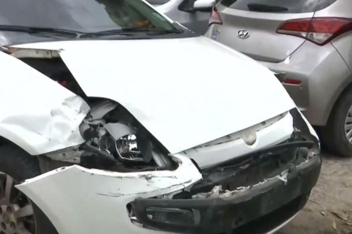 Trio rouba carro e troca tiros com a PM usando arma de airsoft