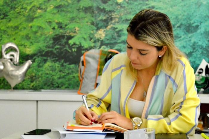 Prefeita Anna Lorena busca melhorias para o sistema de abastecimento de água de Monteiro