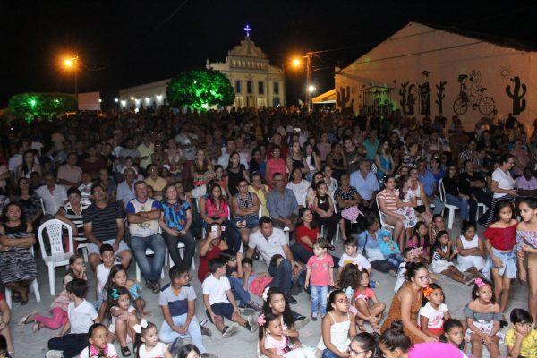 Encenação da Paixão de Cristo encanta e emociona o público em São João do Cariri