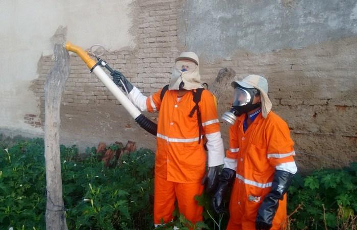 Ações de combate a dengue são intensificadas em São Sebastião do Umbuzeiro