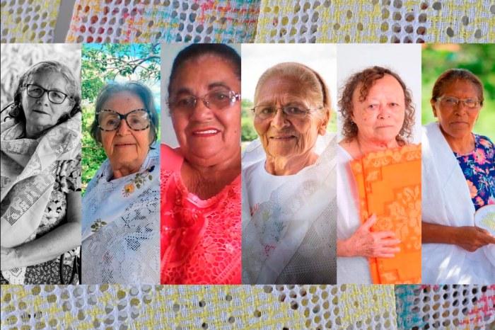30º Salão do Artesanato homenageia seis mestras do labirinto