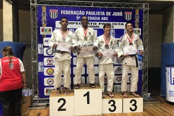 Atletas sumeenses do Projeto Olímpico do Cariri são medalhistas em campeonatos de judô