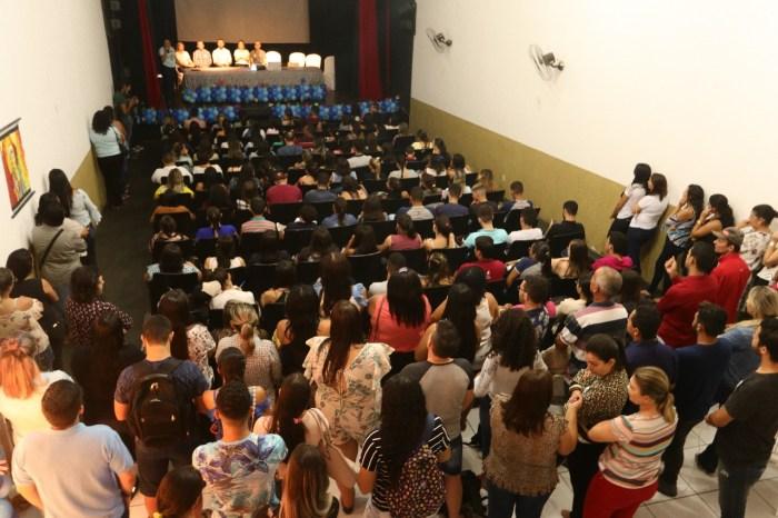 Monteirenses comparecem em peso para Mesa Redonda sobre Autismo, desafios e possibilidades