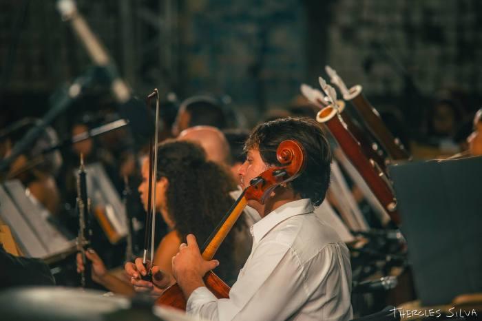 Orquestra Sinfônica da Paraíba homenageia Jackson do Pandeiro