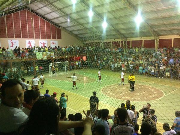 Copa Cariri de Futsal tem rodada classificatória decisiva em seis cidades neste sábado