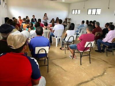 Em reunião, MPF cobra soluções para falta d'água em agrovila de Monteiro