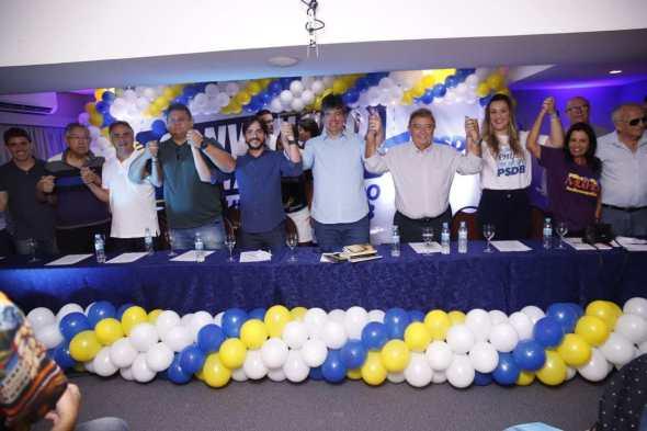 Pedro Cunha Lima é eleito presidente do PSDB na Paraíba