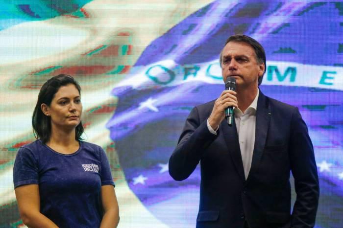 Bolsonaro: 'Manifestação é recado aos que teimam com velhas práticas'
