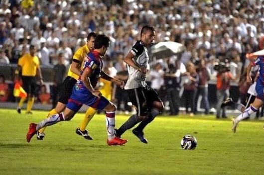 Botafogo-PB perde para Fortaleza e é vice da Copa do Nordeste