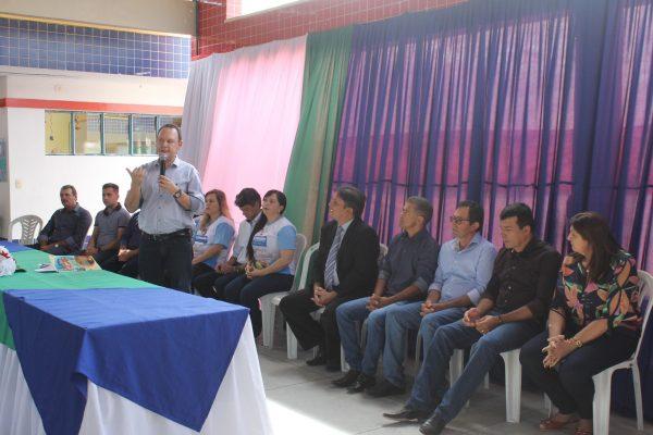 3° Seminário de Educação Inclusiva reúne mais de 15 cidades do Cariri em Gurjão