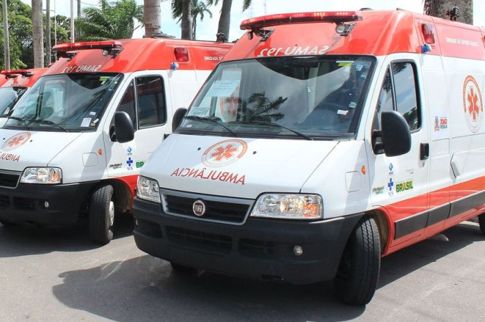 Município de Monteiro é contemplado com nova ambulância do SAMU