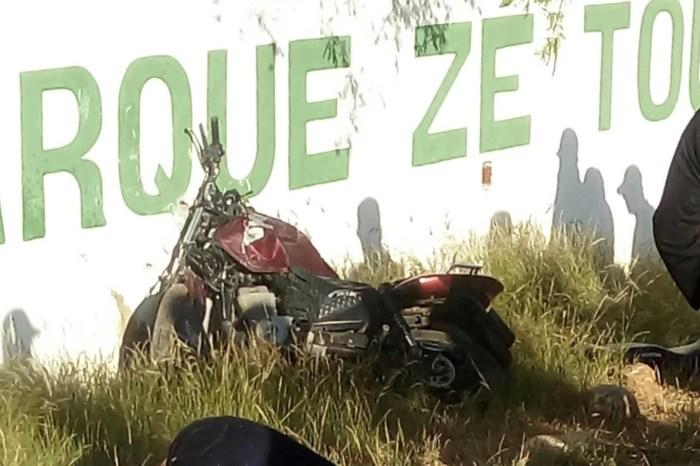 TRAGÉDIA: Jovem morre após colidir motocicleta em parede em cidade do Cariri